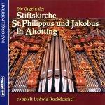 CD Ruckdeschel Stiftskirche Altötting